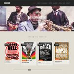 Berliner WordPress Template