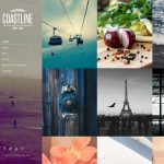 Coastline WordPress Template