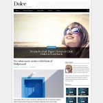 Dolce WordPress Template
