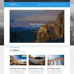 Elgreco WordPress Template