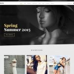 Flevr WordPress Template