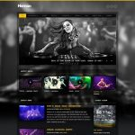Hernan WordPress Template
