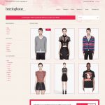 Herringbone WordPress Template