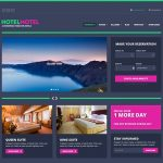 Hotelmotel WordPress Template