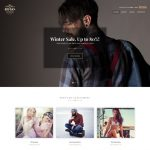 Hugo WordPress Template