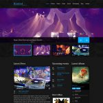 Kontrol WordPress Template