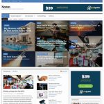 Neuton WordPress Template