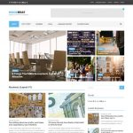 Noozbeat WordPress Template