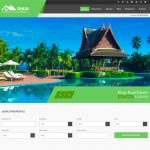 Oikia WordPress Template