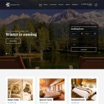Olympusinn WordPress Template