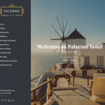 Palermo WordPress Template