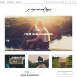 Paperbag WordPress Template