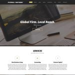 Potenza WordPress Template