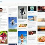 Pinfinity WordPress Template