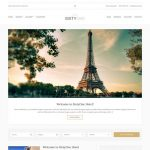 Sixtyone WordPress Template