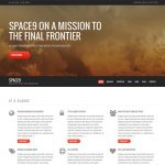 Space9 WordPress Template