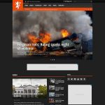 Tabloid WordPress Template