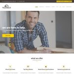 Technico WordPress Template