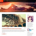 Uberto WordPress Template