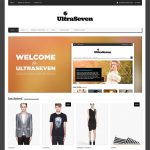 Ultraseven WordPress Template