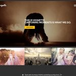 Vignette WordPress Template