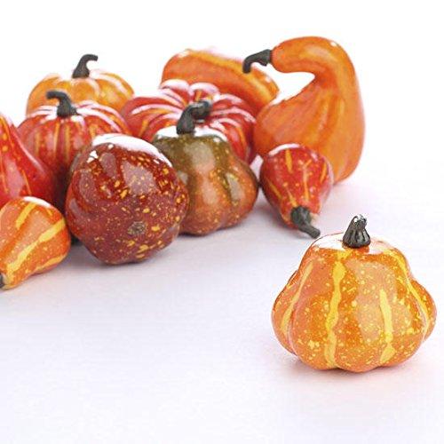 foam pumpkins unpainted