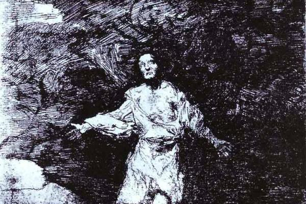 painting by goya