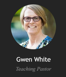 gwen white, teaching pastor, circle of hope