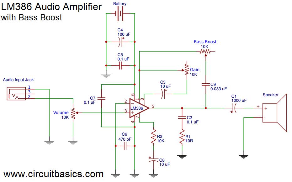 12v power schematic wiring diagram