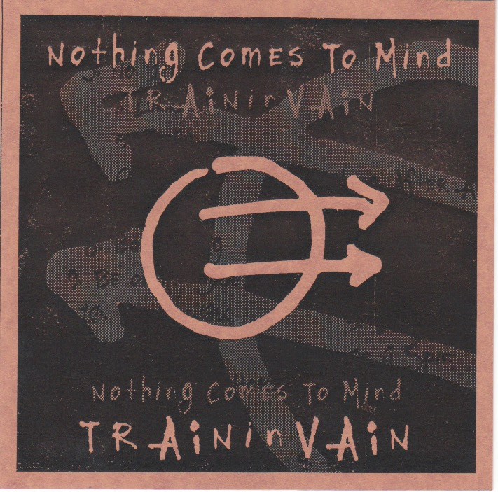 Nothing Comes to Mind, train in vain, circuit breaker records, indie rock
