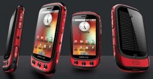 Umeox Apollo, il primo smartphone Android che si ricarica con qualsiasi tipo di luce