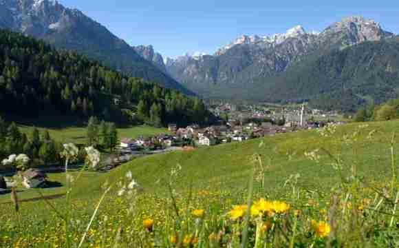 Tante proposte per una vacanza all'insegna della sostenibilità sulle Dolomiti