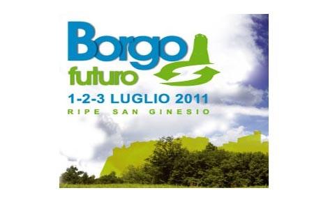 Elio Veltri, l'eco-sindaco a Borgo Futuro