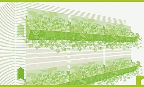 Comunicazione green e workshop progettuali, Wall up® all'Ecoweek di Milano
