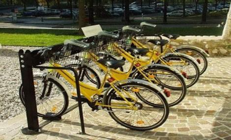 Primato tutto italiano per il Bike sharing