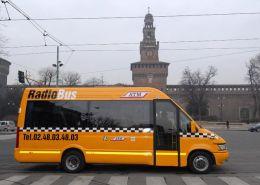 Bus by Night a Milano, la mobilità sostenibile non dorme mai