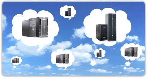 Grazie al Cloud si può risparmiare dal 65 all'85% di energia