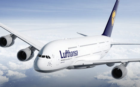 Lufthansa, strategicamente green!