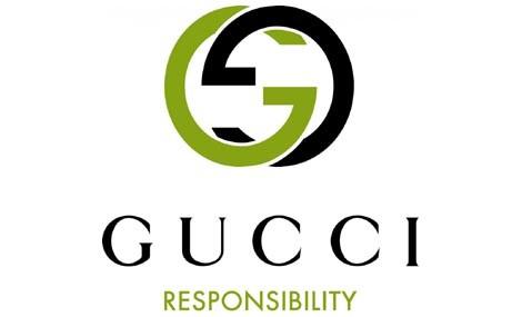 Gucci, un nuovissimo eco-logo per le sue attività sostenibili!