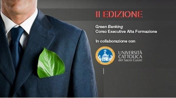 Corso di Alta Formazione Executive Green Banking
