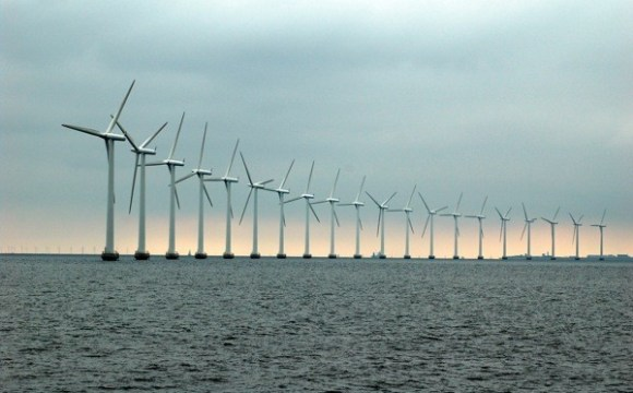 Parte London Array, il parco eolico offshore più grande al mondo