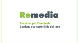 42.000 tonnellate di rifiuti tecnologici gestiti da ReMedia nel 2013