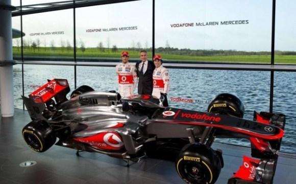 Il motore McLaren 2013 vince la gara contro le emissioni