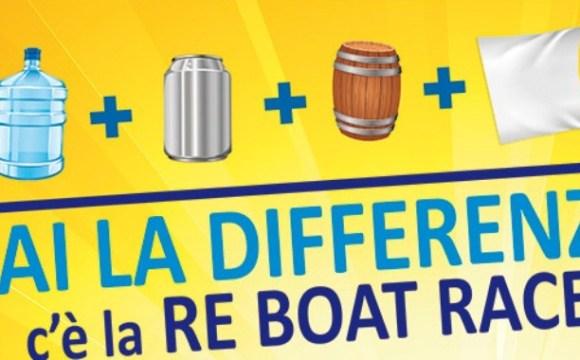 Re Boat Race: sul lago dell'Eur le barche sono di seconda mano