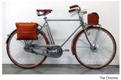 Velorapida on tour: da Milano a Parigi con il nuovo modello The Chrome