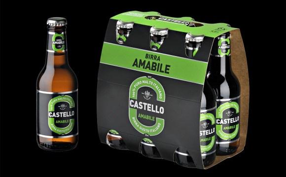 Birra Castello crea la prima birra che fa bene all'ambiente