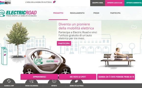 Prova la mobilità di domani con Electric Road