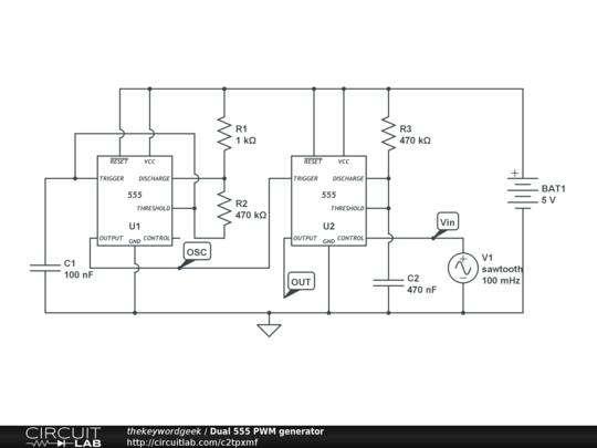 circuitlab dual 555 pwm generator