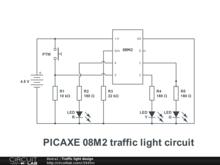 circuitlab picaxe 14m2