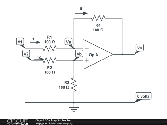 circuitlab public circuits tagged opamp